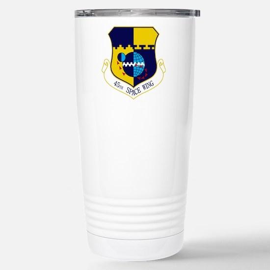 45th SW Stainless Steel Travel Mug
