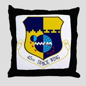 45th SW Throw Pillow