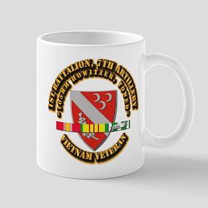 1st Battalion, 7th Artillery Mug