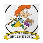 WORLDS GREATEST BREAD BAKER FEMALE CARTOON.png Wov