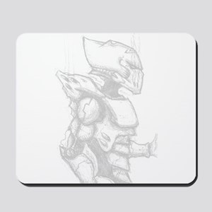 Armoured Space Elf Mousepad