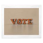 Vote King Duvet