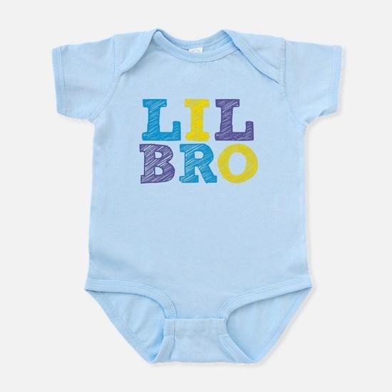 "Sketch Style ""Lil Bro"" Infant Bodysuit"