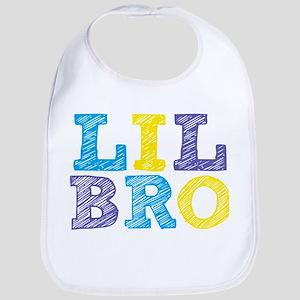 "Sketch Style ""Lil Bro"" Bib"
