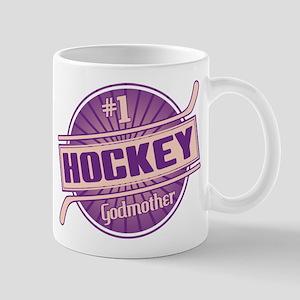#1 Hockey Godmother Mug