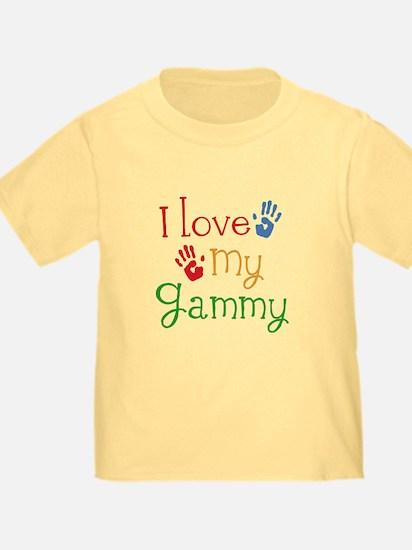 I Love My Gammy T