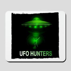 ufo hunters Mousepad