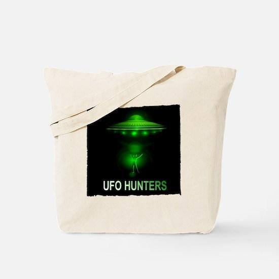 ufo hunters Tote Bag