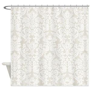 Vintage Shower Curtains