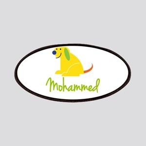 Mohammed Loves Puppies Patches