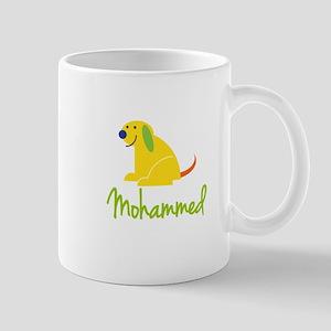 Mohammed Loves Puppies Mug