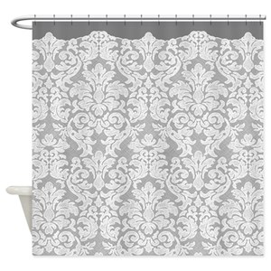 Girly Shower Curtains