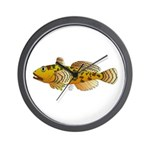 Pacific Sculpin fish Wall Clock
