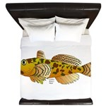 Pacific Sculpin fish King Duvet