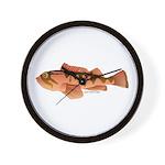 Cabazon Rockfish Scorpionfish Wall Clock
