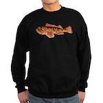 Cabazon Rockfish Scorpionfish Sweatshirt