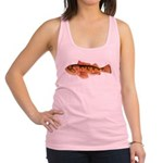 Cabazon Rockfish Scorpionfish Racerback Tank Top