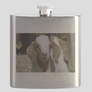 Cutie Kid Goat Flask