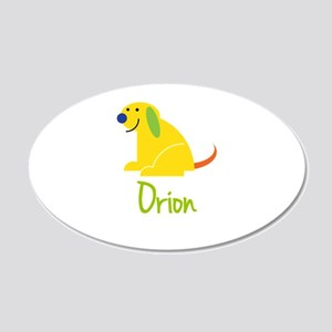 Orion Loves Puppies Wall Decal