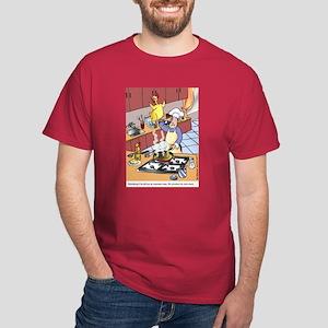 Saute Chicken Dark T-Shirt