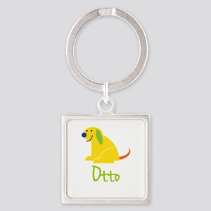 Otto Loves Puppies Keychains