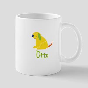 Otto Loves Puppies Mug