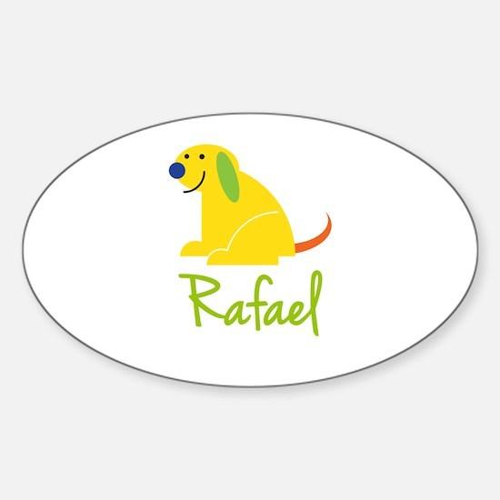 Rafael Loves Puppies Decal