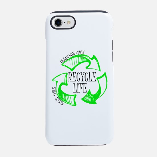 Recycle Life iPhone 7 Tough Case