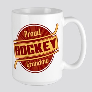 Proud Hockey Grandma Mug