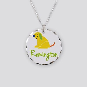 Remington Loves Puppies Necklace