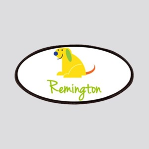 Remington Loves Puppies Patches