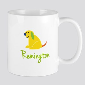 Remington Loves Puppies Mug