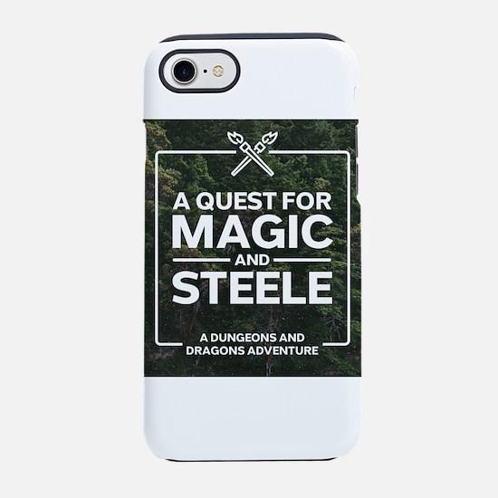 magicsteele iPhone 7 Tough Case