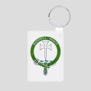 Clan Cheyne Scottish Crest Keychains