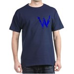 Wasted, Inc. Logo Navy/Blue T-Shirt