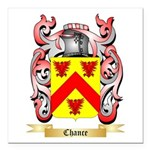 Chance Square Car Magnet 3