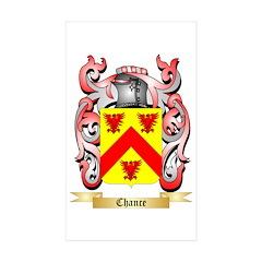 Chance Sticker (Rectangle 50 pk)
