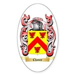 Chance Sticker (Oval 50 pk)