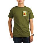 Chanault Organic Men's T-Shirt (dark)