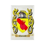 Chanault Rectangle Magnet (100 pack)