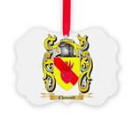Chanault Picture Ornament