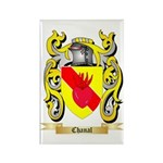 Chanal Rectangle Magnet (100 pack)