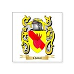 Chanal Square Sticker 3