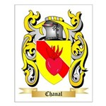 Chanal Small Poster