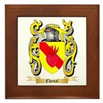 Chanal Framed Tile