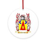 Champs Ornament (Round)