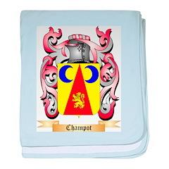 Champot baby blanket