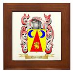 Champot Framed Tile
