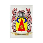 Champonnet Rectangle Magnet (100 pack)