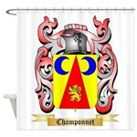 Champonnet Shower Curtain